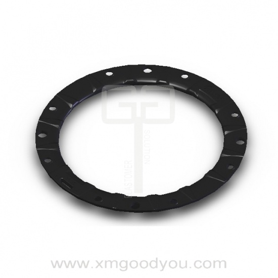 rubber Gasket seal for waterproof of LED light lampholder
