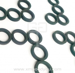 High performance silicone rubber O-ring seal