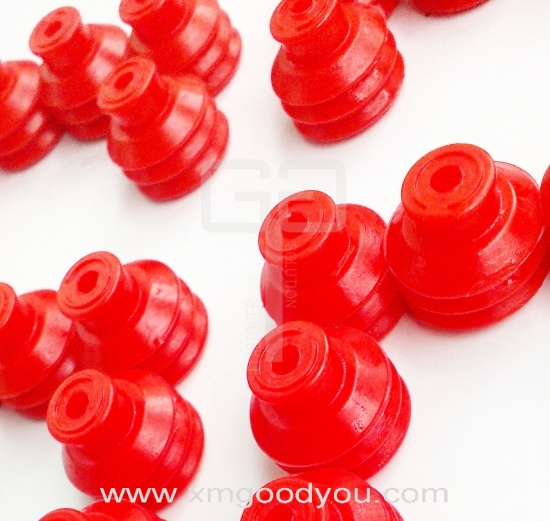 Auto Rubber Silicone Plug Producer