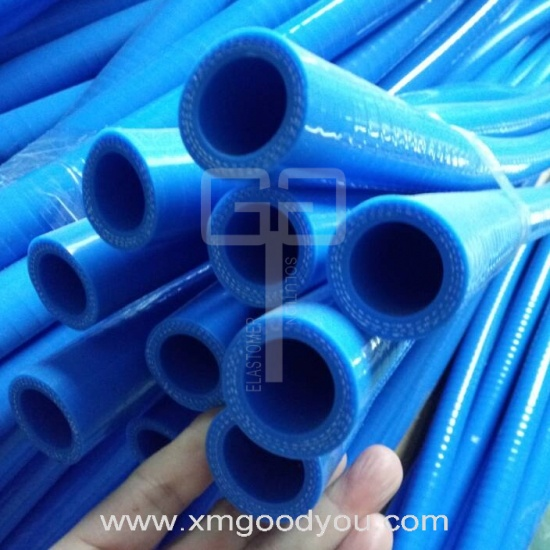Cooling System Extruded Silicone Rubber Hose