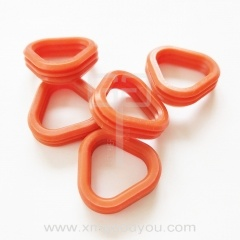 Automotive Connector Self-lubricating Silicone Wire Seals