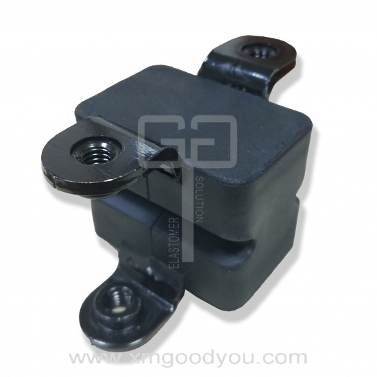 Metal Bonded Rubber Anti Vibration Mounts Damper