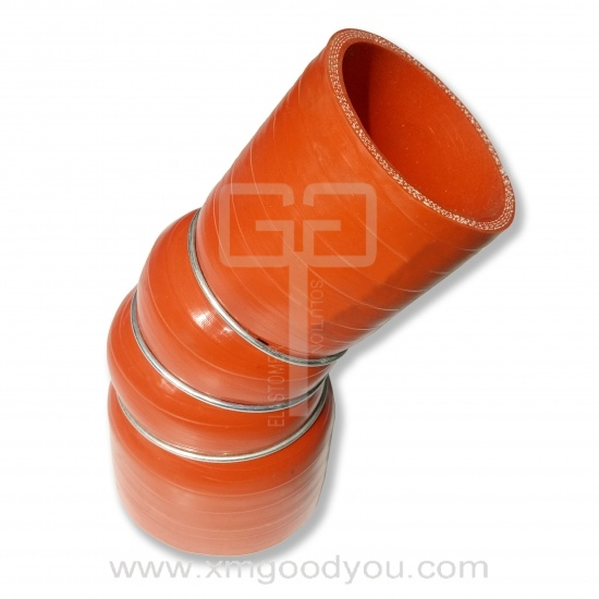Heavy-duty Wire Ring Reinforced Silicone Reducer Hoses